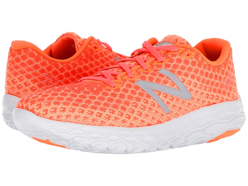 New Balance Fresh Foam Beacon (Dragonfly/Fiji) Women's Running Shoes