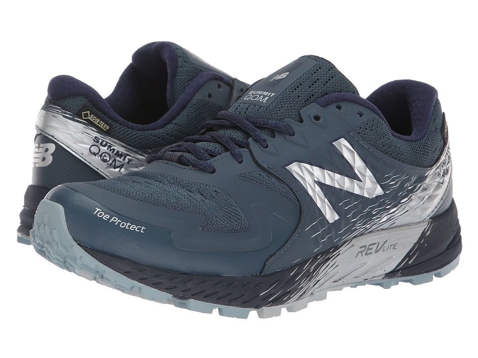 New Balance Summit KOM Gore-Tex (Petrol/Pigment) Women's Running Shoes