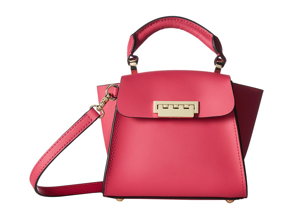 ZAC Zac Posen - Eartha Mini Top Handle (Fuchsia) Top-handle Handbags