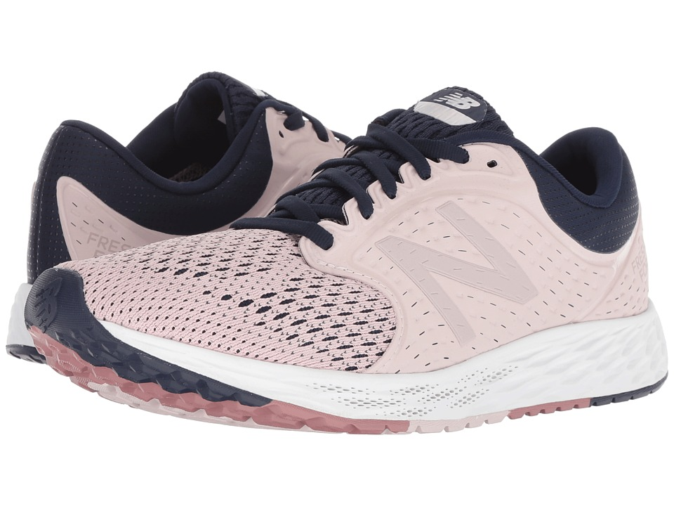New Balance Fresh Foam Zante v4 (Conch Shell/Pigment) Women's Running Shoes