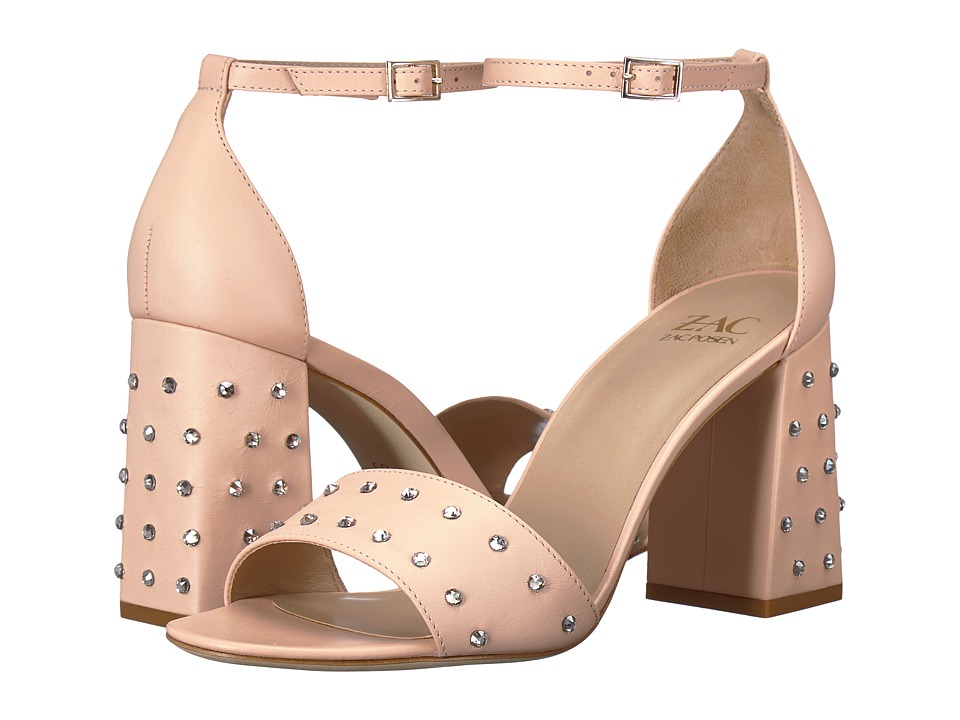 ZAC Zac Posen Eve (Rose/Swarovski Crystals) Women's Shoes