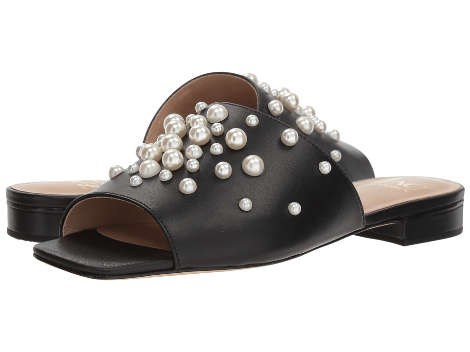 ZAC Zac Posen Milena Pearls (Black) Women's Shoes
