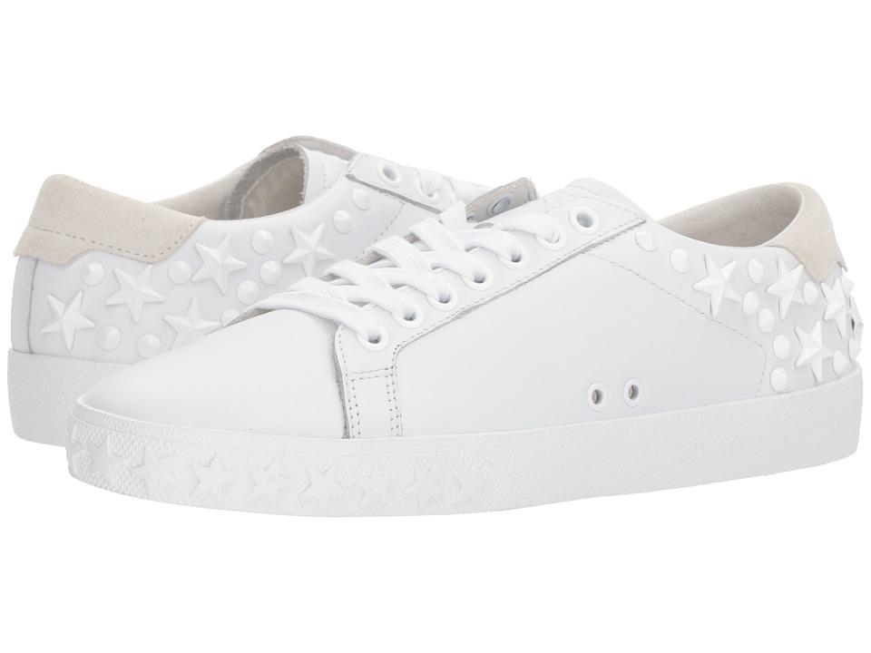 ASH Dazed (White/Snow White Nappa Calf) Women's Shoes