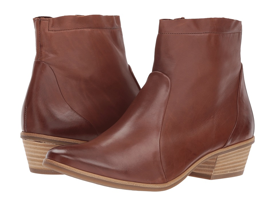 Paul Green Shaw Boot (Nougat Leather)