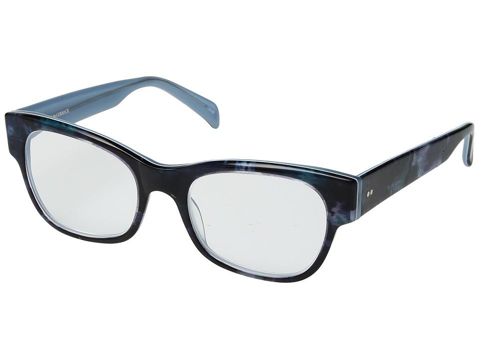 Corinne McCormack - Marty (Blue) Reading Glasses Sunglasses