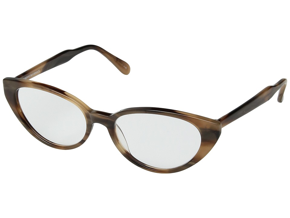Corinne McCormack - Diana (Brown) Reading Glasses Sunglasses