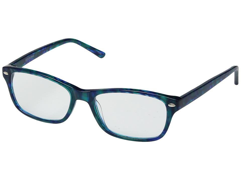 Corinne McCormack - Mya (Turquoise) Reading Glasses Sunglasses