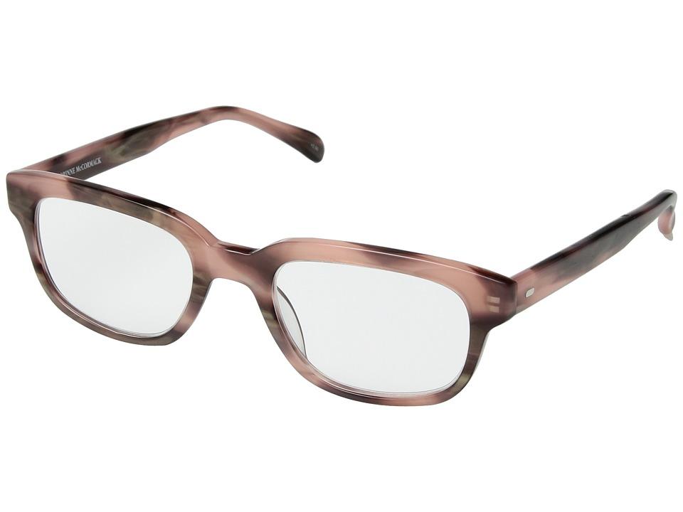 Corinne McCormack - Brandy (Pink) Reading Glasses Sunglasses