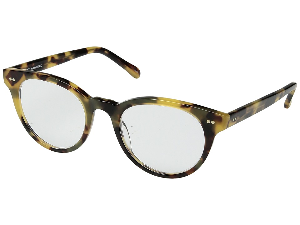 Corinne McCormack - Abby (Tortoise) Reading Glasses Sunglasses