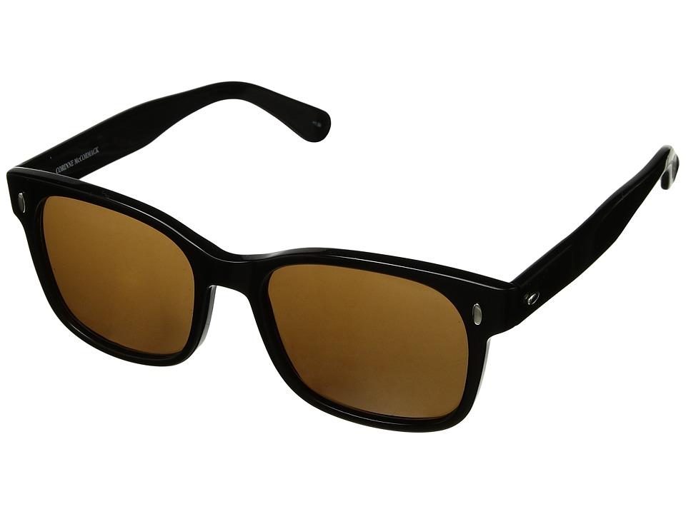 Corinne McCormack - Whitney Sun Readers (Black) Reading Glasses Sunglasses