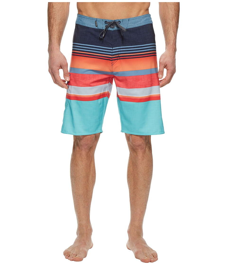 Rip Curl Mirage Hype Boardshorts (Orange Popsicle) Men