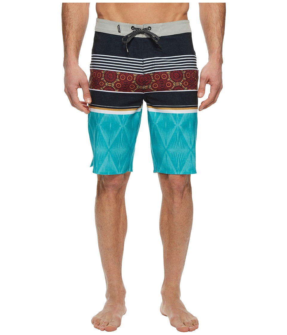 Rip Curl Mirage Sessions Boardshorts (Black 1) Men
