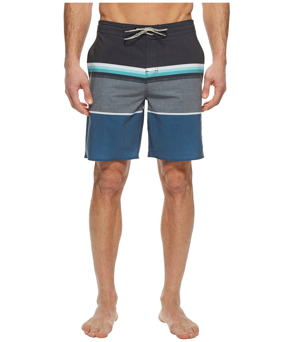 Rip Curl Rapture Layday Boardshorts (Black 1) Men