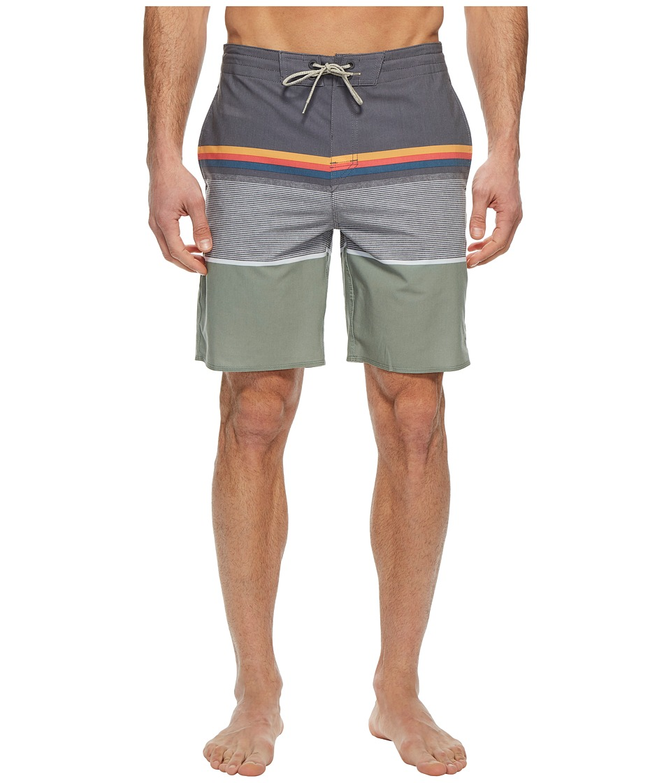 Rip Curl Rapture Layday Boardshorts (Green) Men