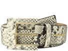 MICHAEL Michael Kors Snake Leather Hip Station Belt