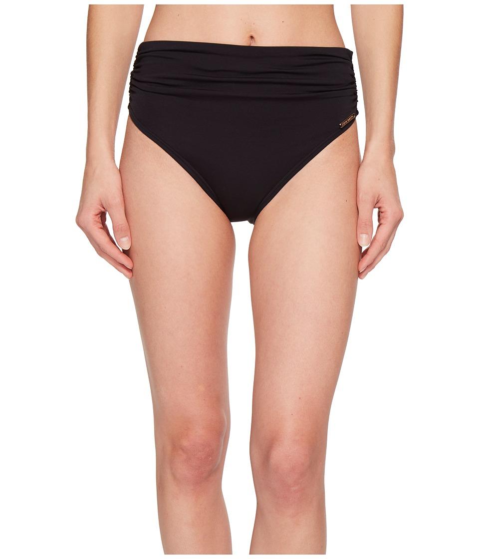 Vince Camuto Riviera Solids Convertible High-Waist Bikini Bottom V21282-001