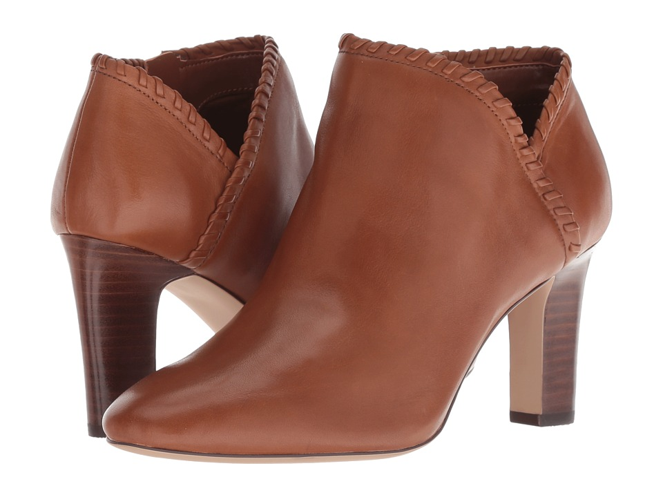 LAUREN Ralph Lauren Bryna (Deep Saddle Tan/Deep Saddle Tan Super Soft Leather)