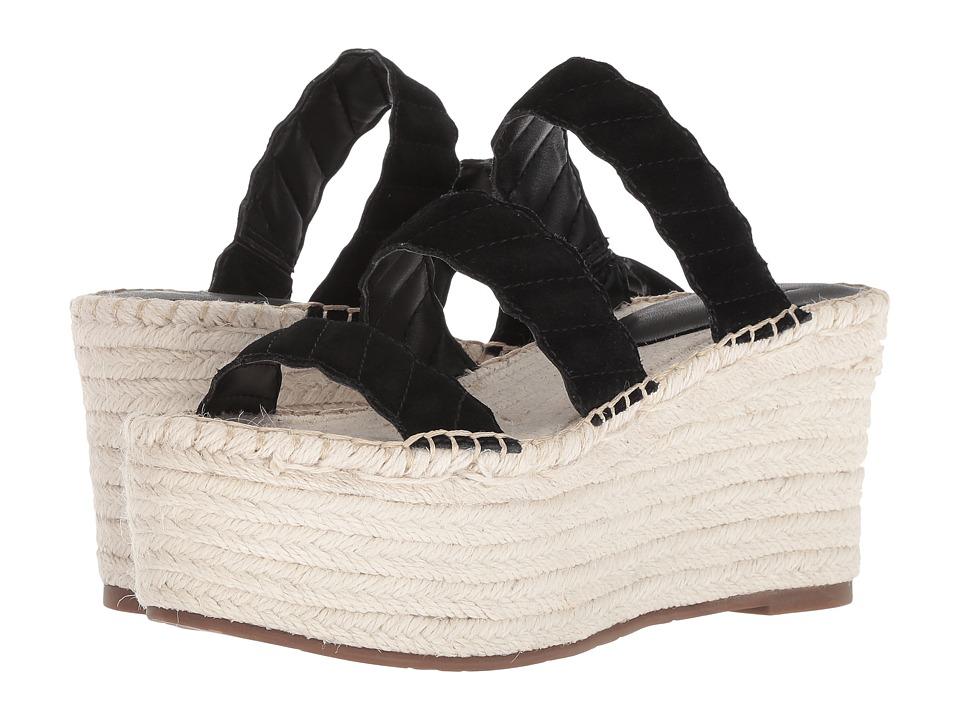 Marc Fisher LTD Rosie (Black/Sport Tamarin) Women's Shoes