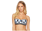 Seafolly Seafolly Jagged Geo Bandeau Bustier Top