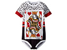 Dolce & Gabbana Kids King of Hearts One-Piece (Infant)
