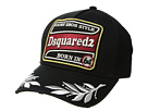 DSQUARED2 DSQUARED2 Embroidered/Patch Baseball Cap