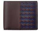 Bottega Veneta Intrecciato Check Wallet