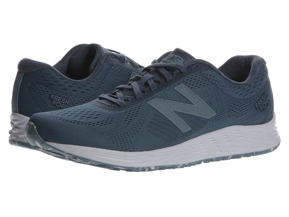New Balance Arishi v1 (Light Petrol/Smoke Blue) Women's Running Shoes