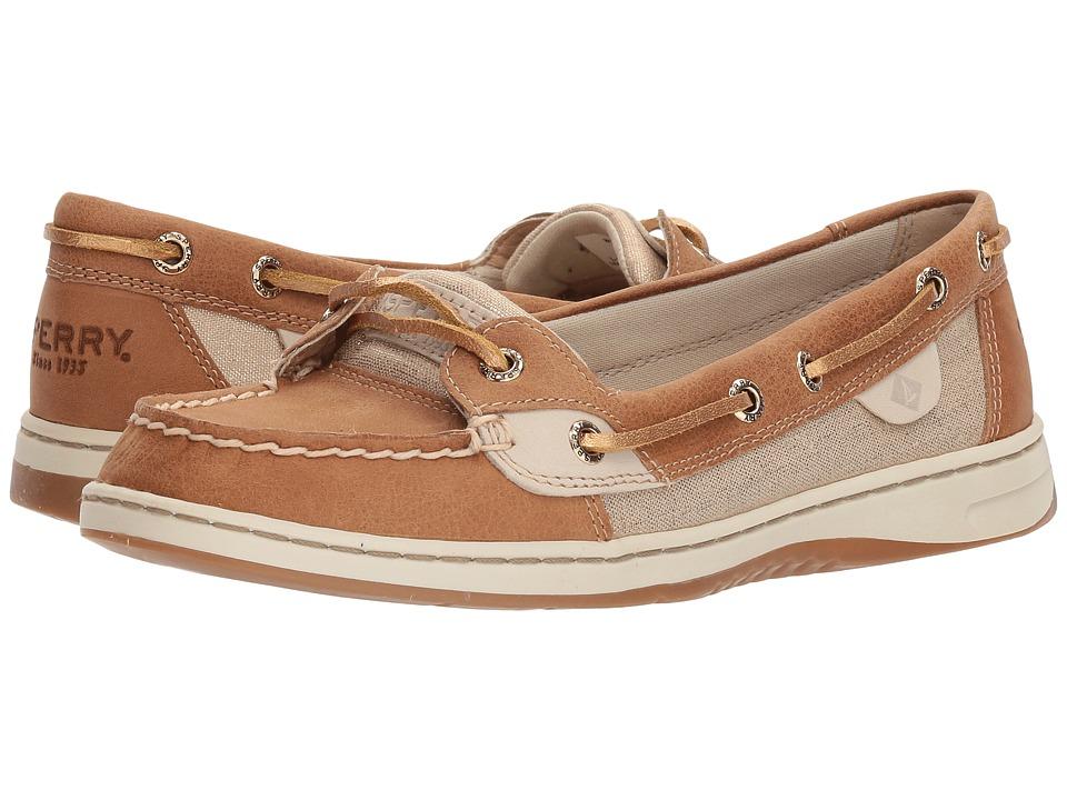 Sperry Angelfish (Metallic Linen) Slip-On Shoes