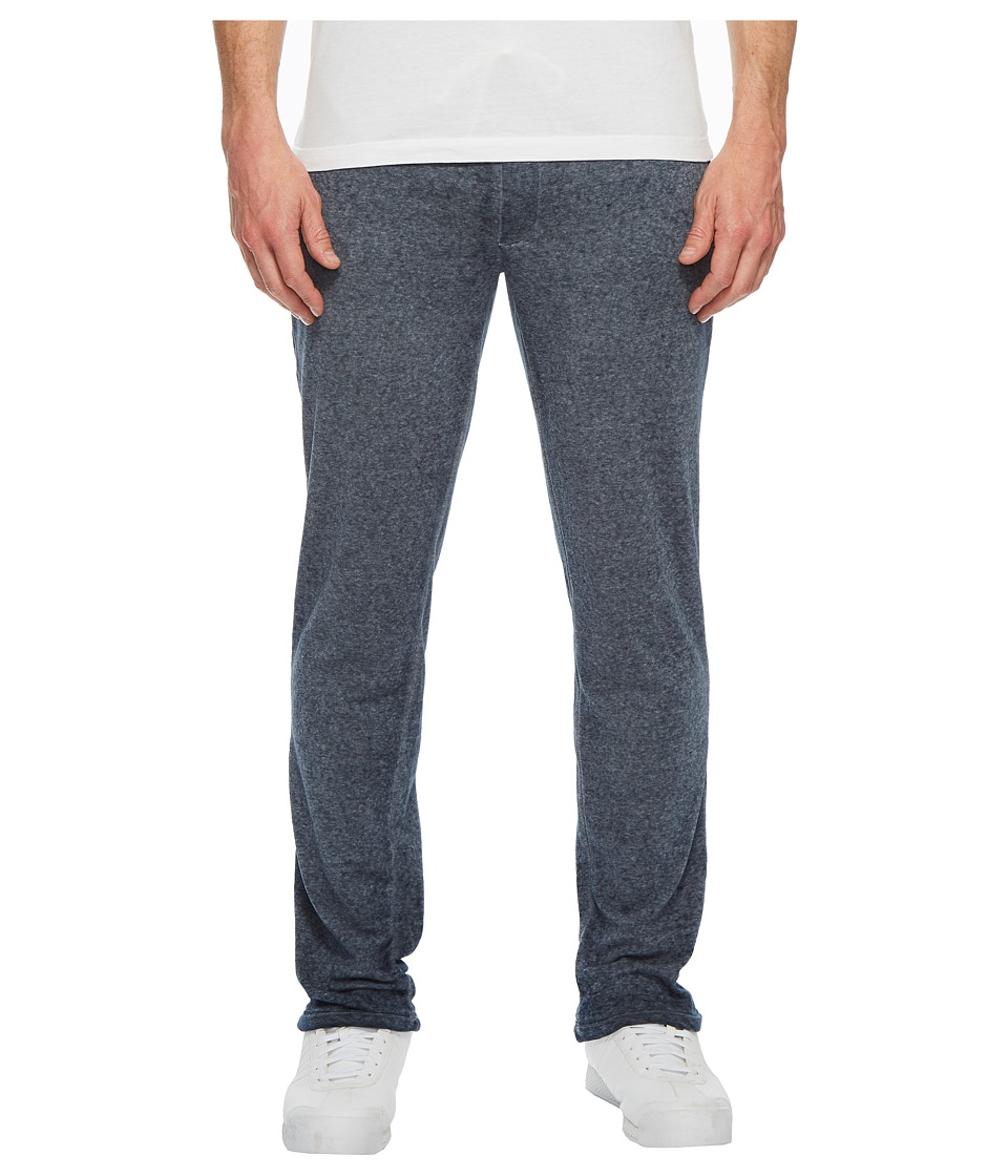 Threads 4 Thought - Burnout Fleece Pants (Raw Denim) Mens Casual Pants