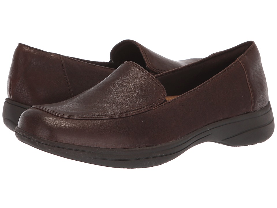 Trotters Jacob (Dark Brown) Women's Shoes