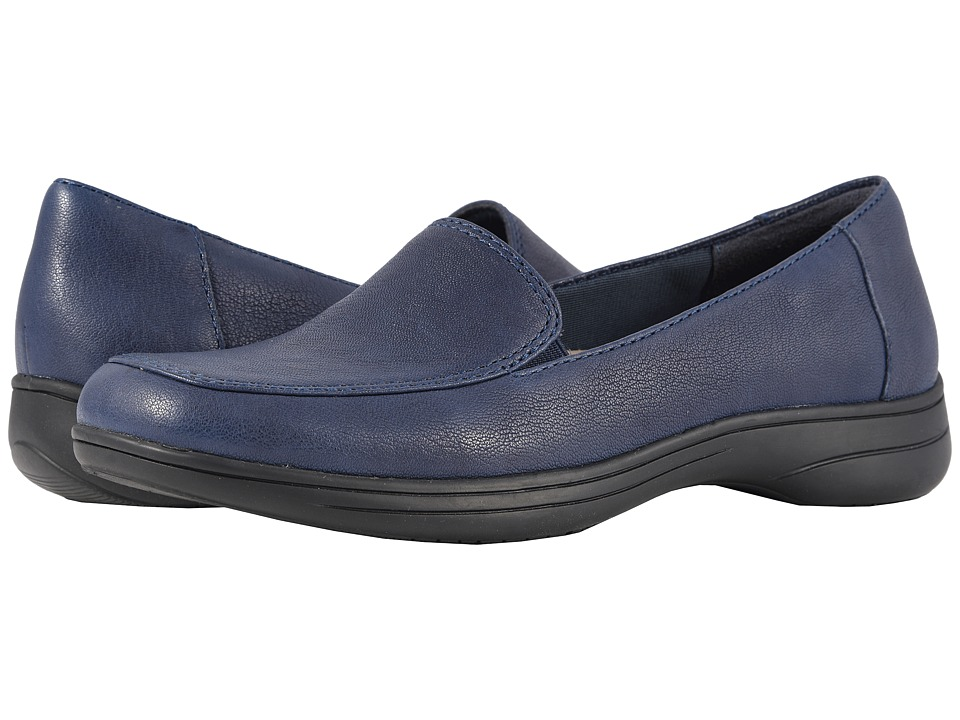 Trotters Jacob (Navy) Women's Shoes