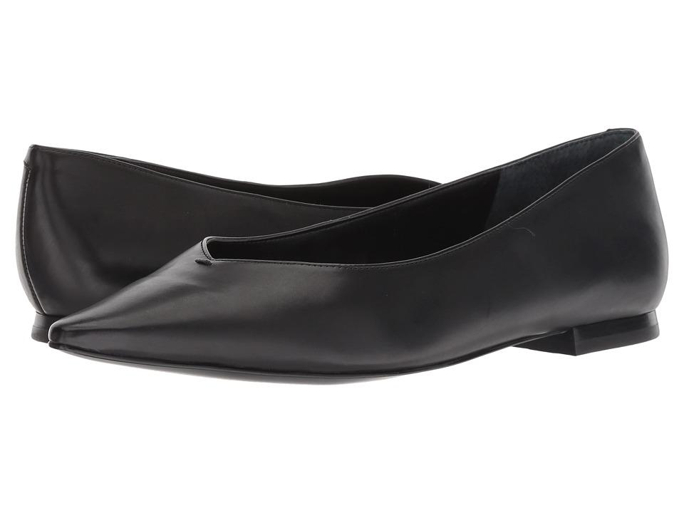 Marc Fisher LTD Saco (Black/Uno Calf) Women's Shoes