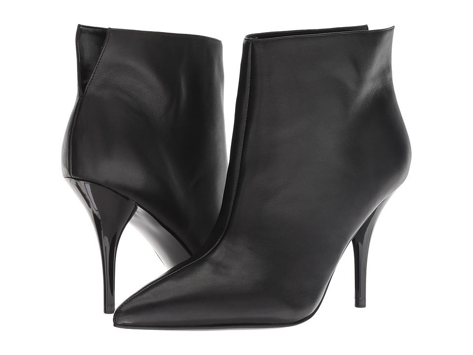 Marc Fisher LTD Fenet (Black Leather) Women's Shoes