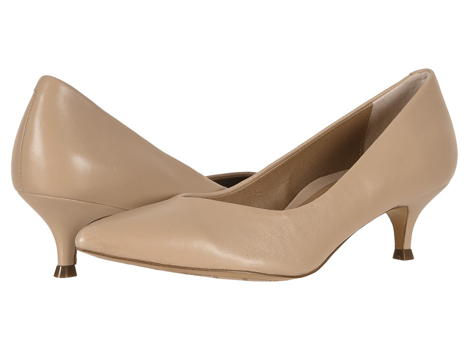 VIONIC Josie (Sand) 1-2 inch heel Shoes