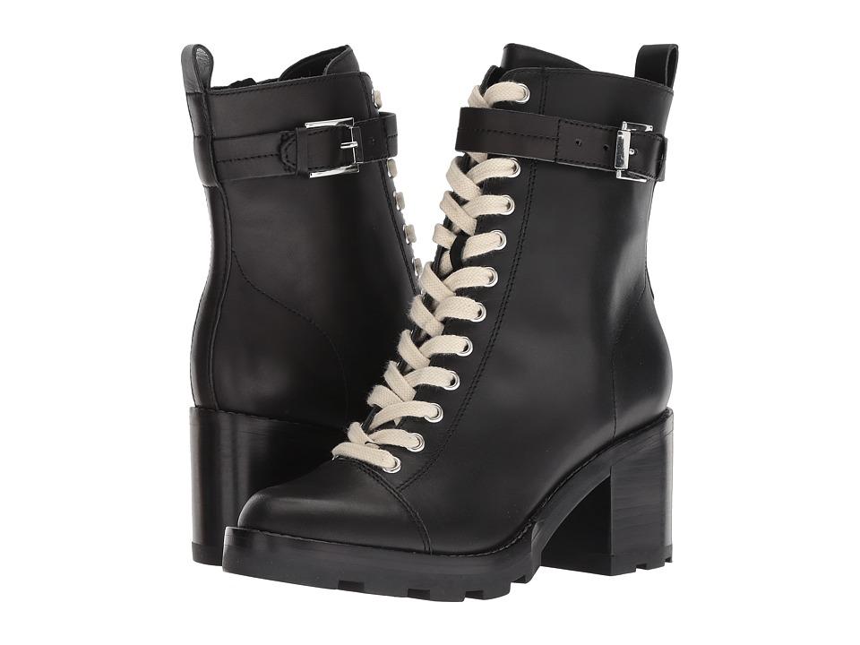 Marc Fisher LTD Waren (Black/New Cordoba) Women's Shoes