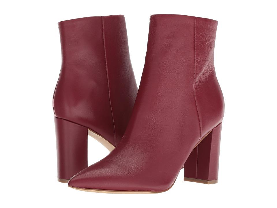 Marc Fisher LTD Ulani (Dark Ruby/Nappa) Women's Shoes