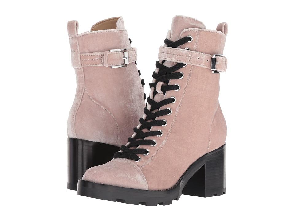 Marc Fisher LTD Waren 2 (Beige Velvet) Women's Shoes