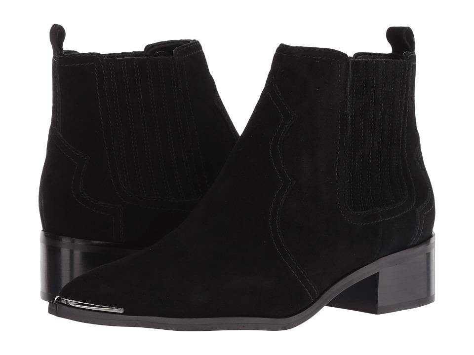 Marc Fisher LTD Yohani (Black/Sport Tamarin) Women's Shoes