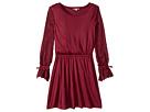 Ella Moss Girl Sweater Sleeve Dress (Big Kids)