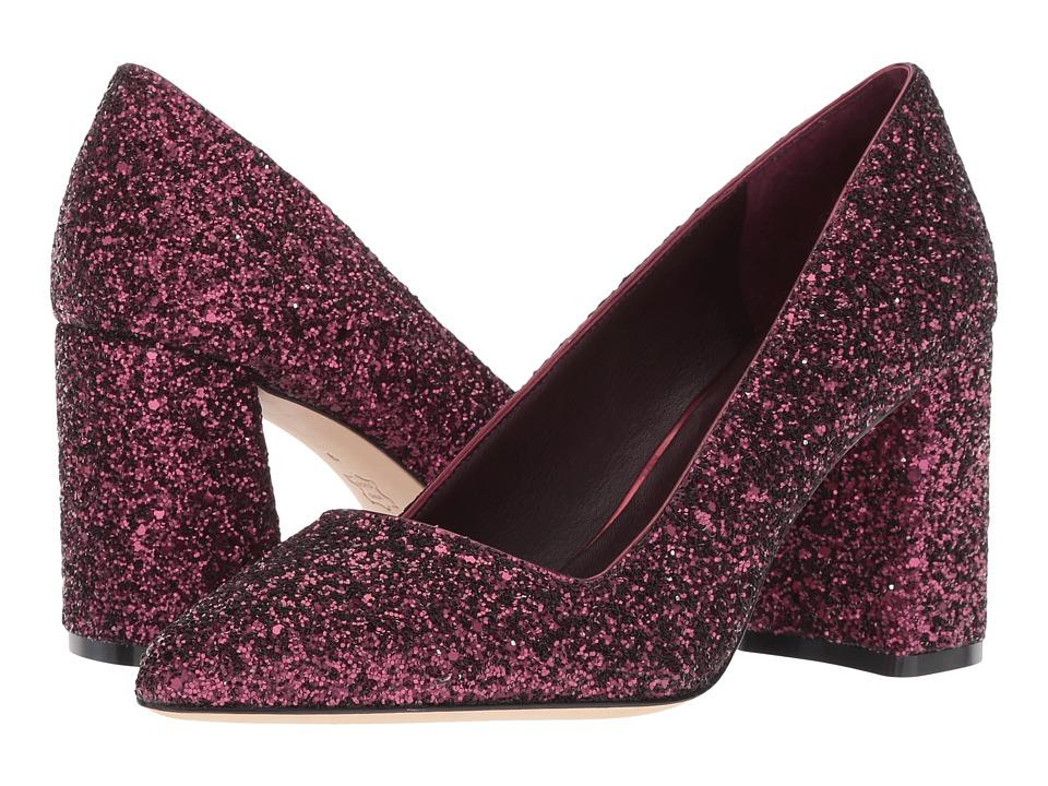 Alice + Olivia Demetra (Wine) Women's Shoes