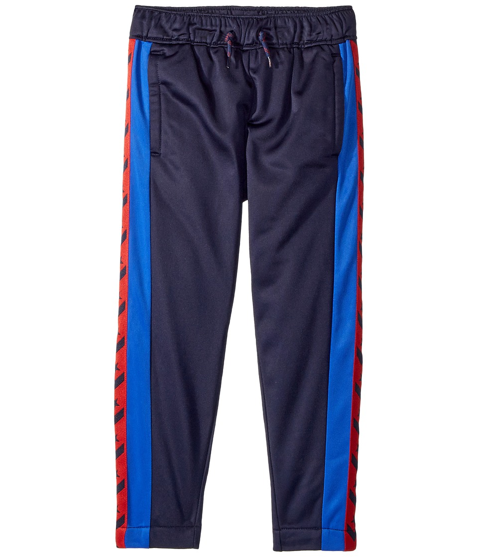 Converse Kids - Heritage Warmup Pants (Little Kids) (Obsidian) Boys Casual Pants