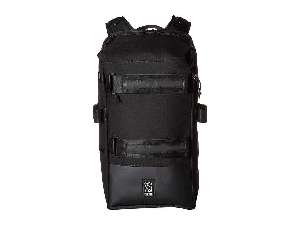 Chrome - Niko F-Stop Pack (All Black) Bags