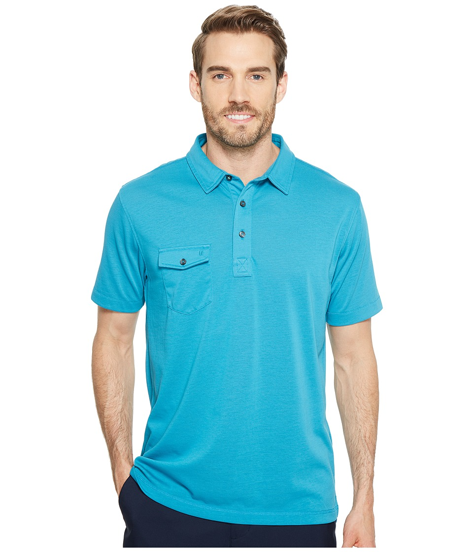 Linksoul - LS101 Polo (Seaside) Mens Clothing