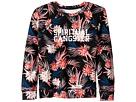 Spiritual Gangster Kids Tropics Solid Sweatshirt (Toddler/Little Kids/Big Kids)