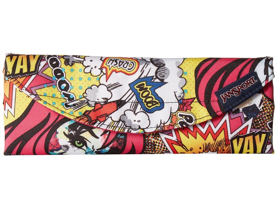 JanSport - Digital Burrito (Pop Art) Backpack Bags