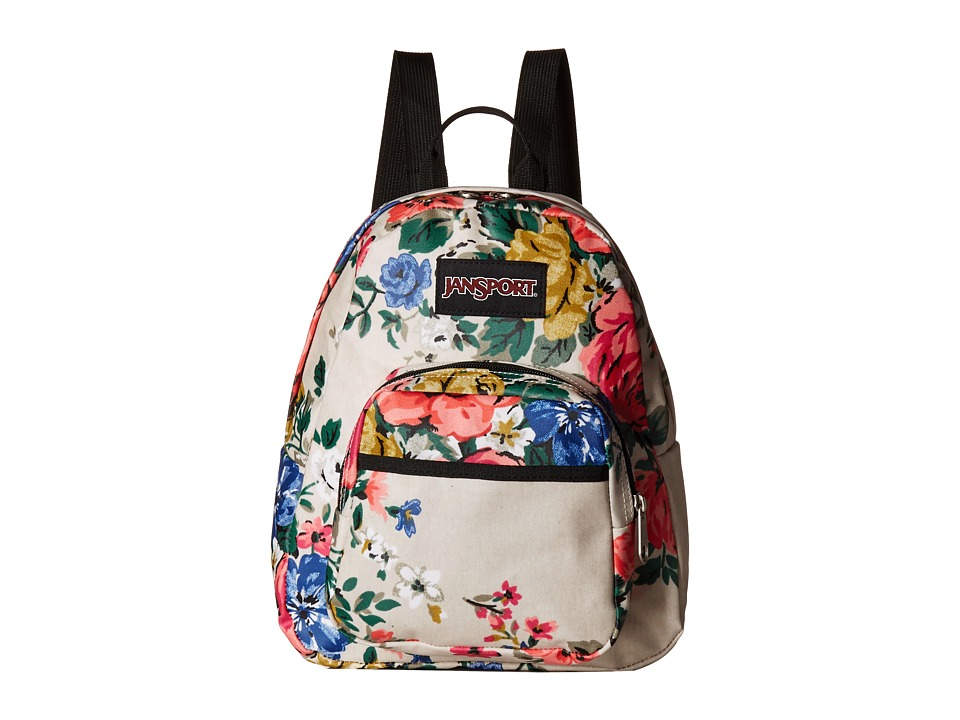 JanSport - Half Pint FX (Matte Coated Canvas) Backpack Bags