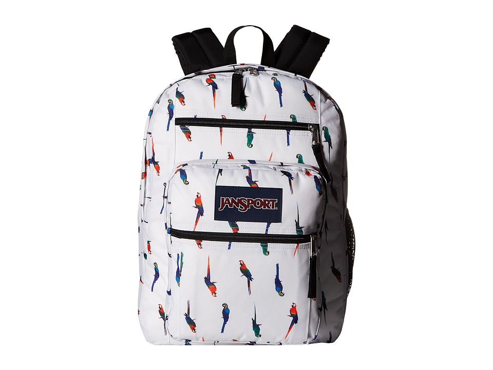 JanSport - Big Student (Macaws) Backpack Bags