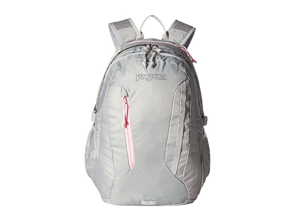 JanSport - Womens Agave (Grey Rabbit) Backpack Bags