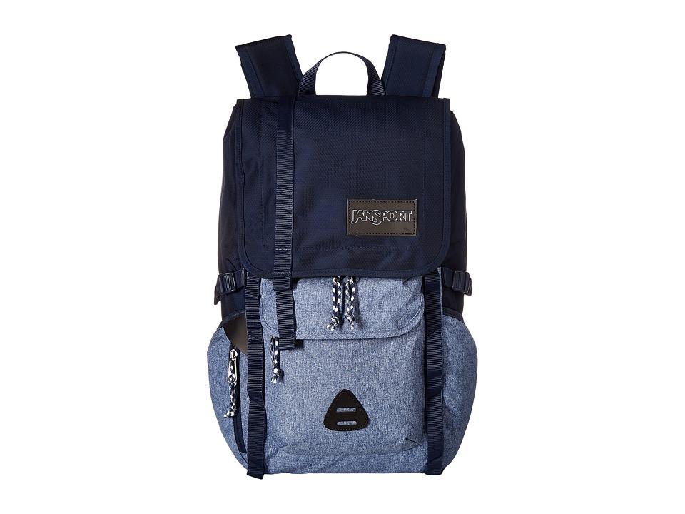JanSport - Hatchet Spec ED (Tech Rip) Backpack Bags
