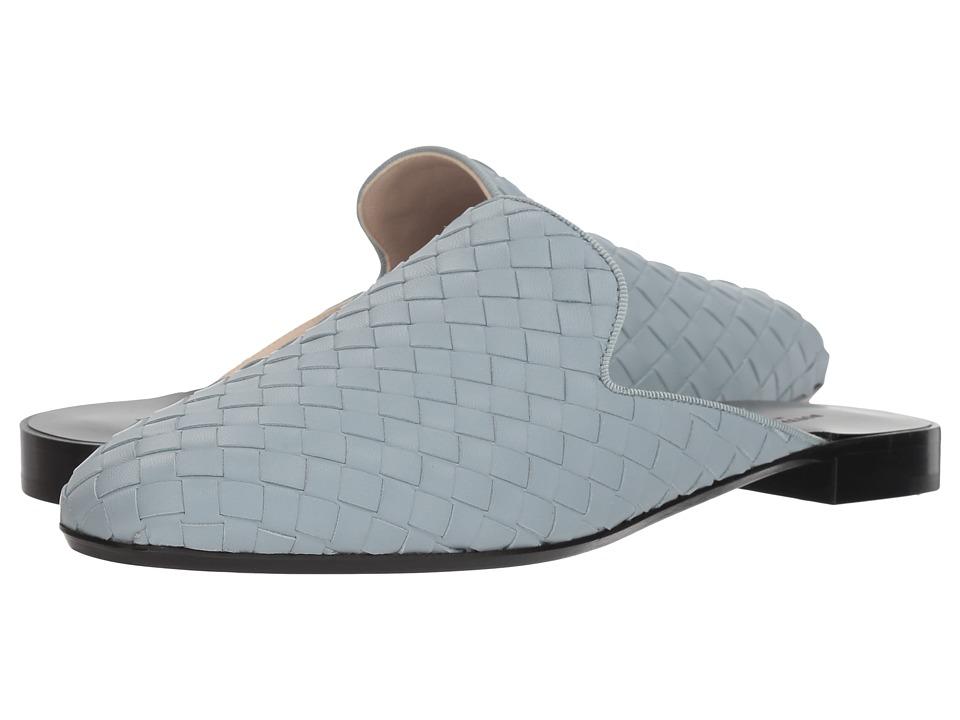 Bottega Veneta Intrecciato Slide (Galazio) Sandals